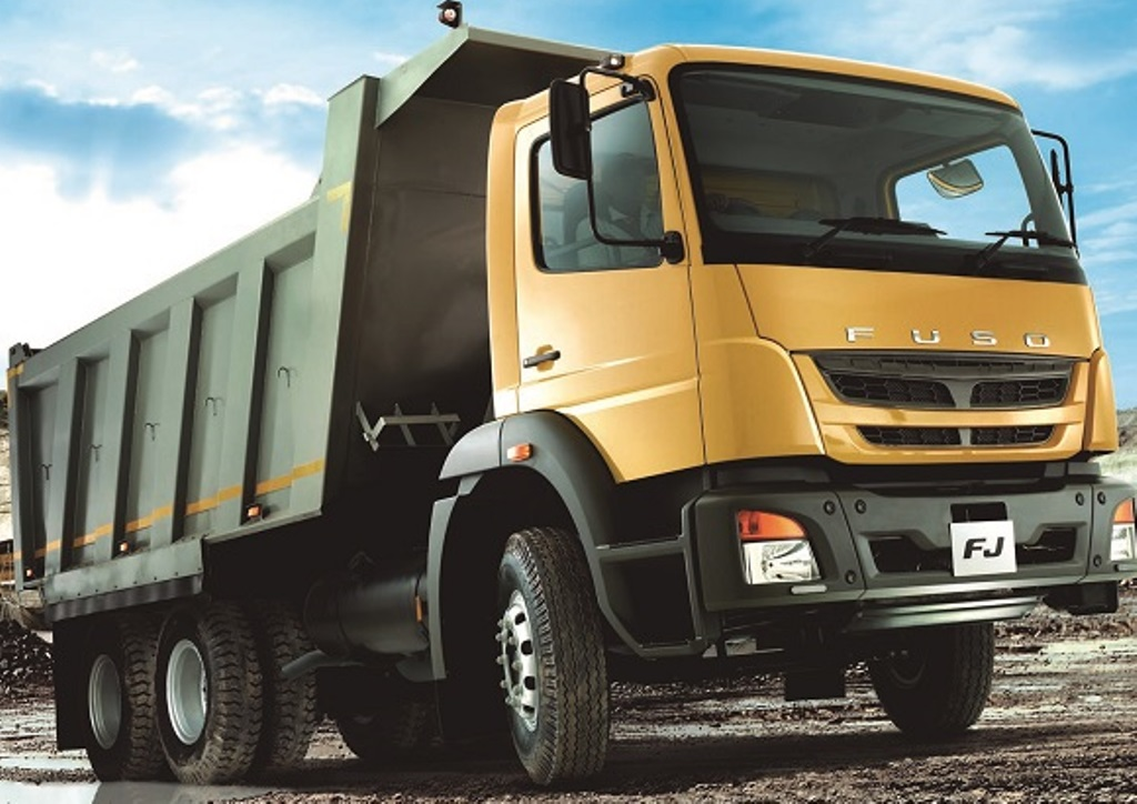 South Africa Recieves Fuso Trucks  U0026 39 Made In India U0026 39  By Daimler India Commercial Vehicles