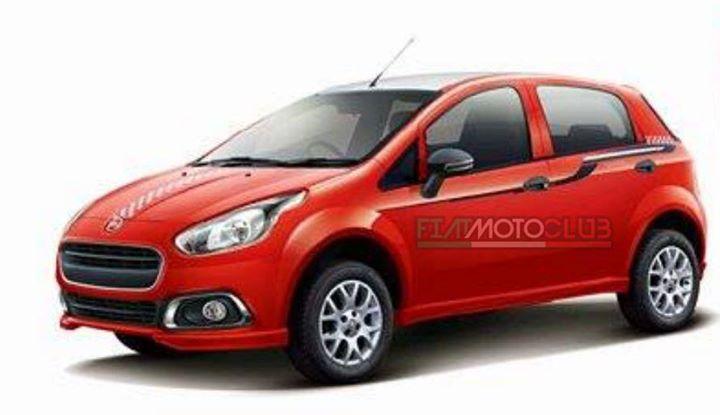 Fiat Punto Evo Sportivo