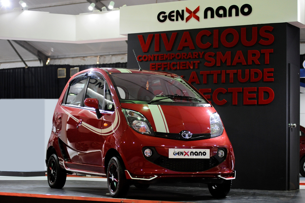 Tata Rally Bolt Gen X Nano And Souped Up Safari Storme
