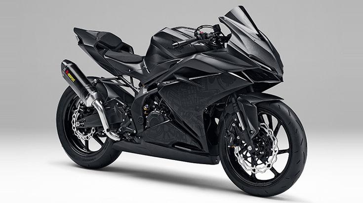 Honda CBR250rr concept sketch (6)