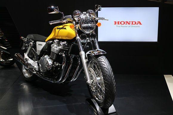 Honda Concept CB - Tokyo Motor Show - 1