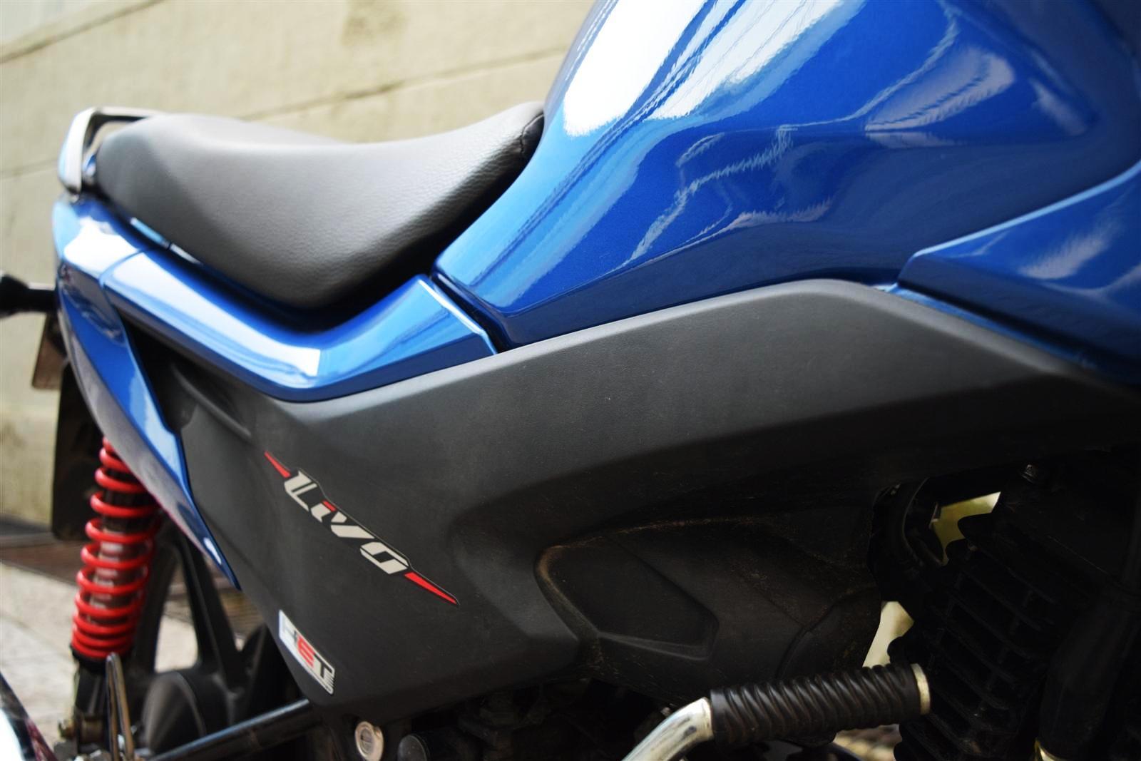 Honda Livo Side panels