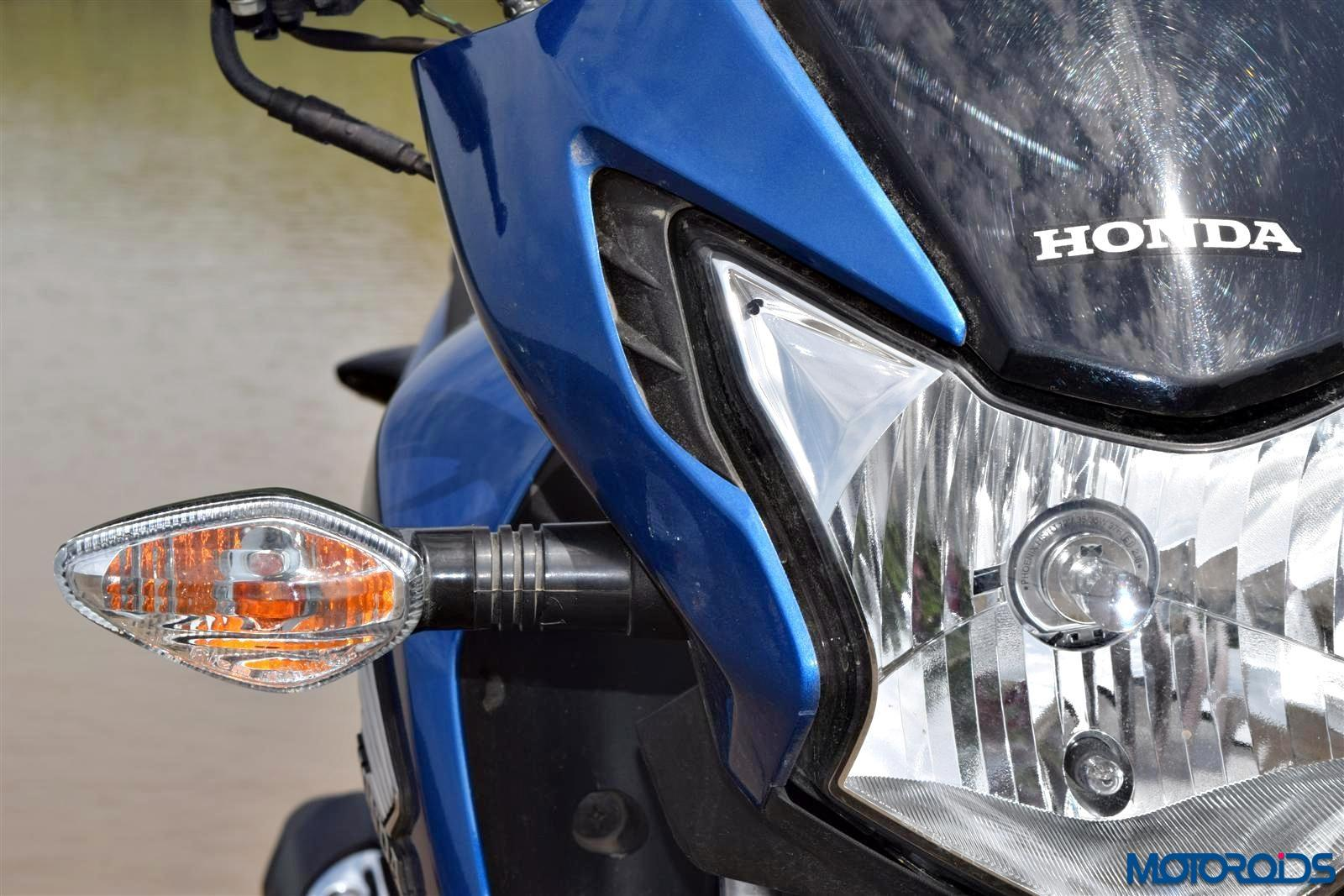 Honda Livo 110 India review : Prudent Panache | Motoroids