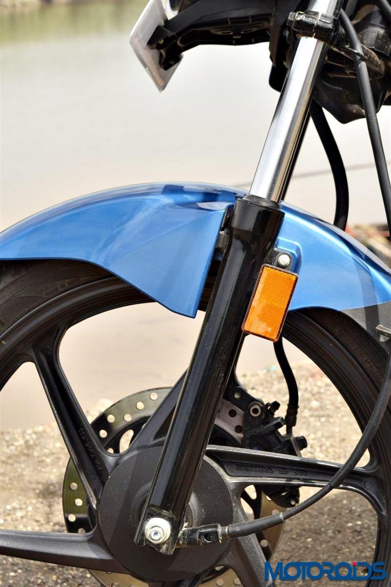 Honda Livo front suspension (21)
