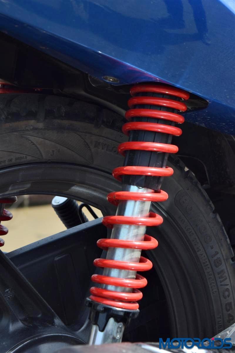 Honda Livo rear suspension (36)