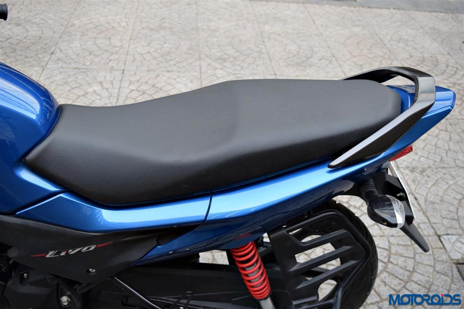 Honda Livo seat (5)
