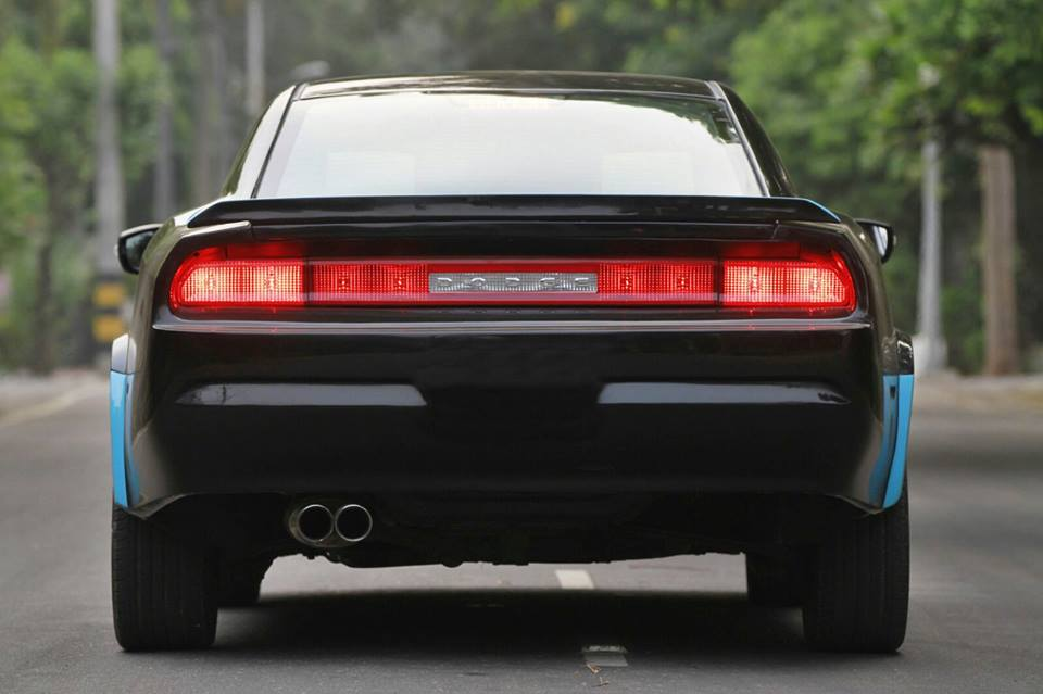 JS Design Ford Mondeo to Dodge Challenger conversion (3)