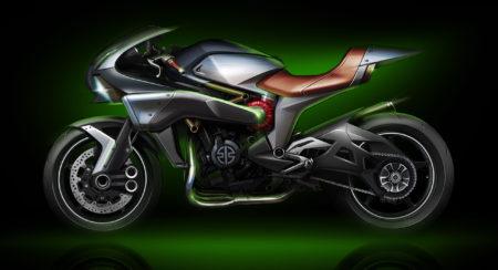 Kawasaki SC 01 Spirit Charger Concept (2)
