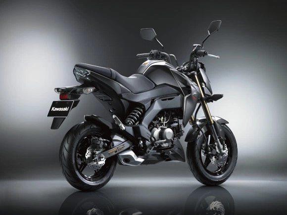 Kawasaki Z125 (15)