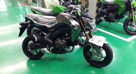 Kawasaki-Z125-spy-shot