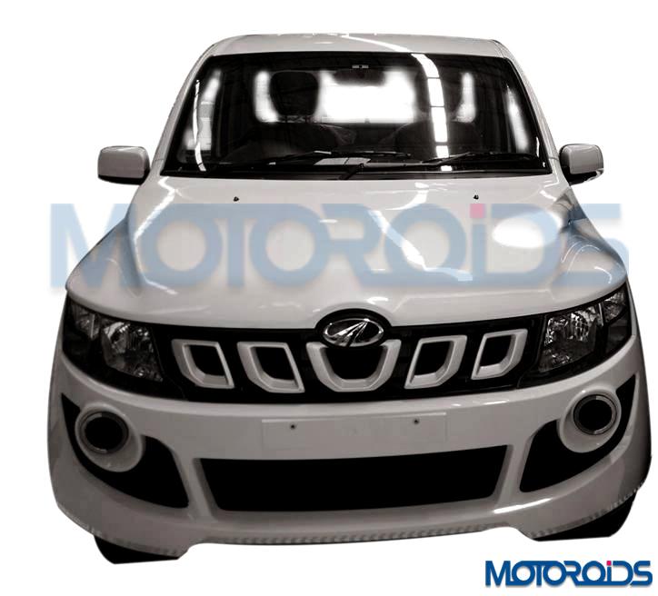 Mahindra Genio facelift