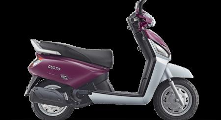 Mahindra Gusto VX Special Edition - 2