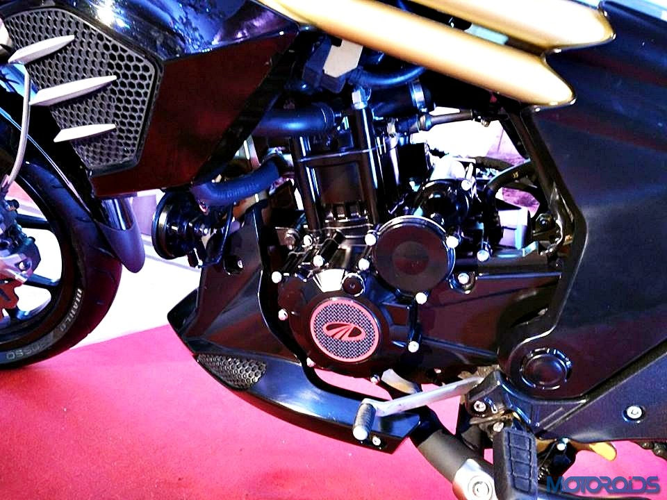Mahindra Mojo Engine (2)