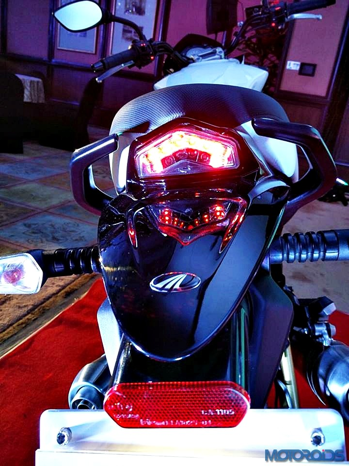 Mahindra Mojo Tail Section (2)