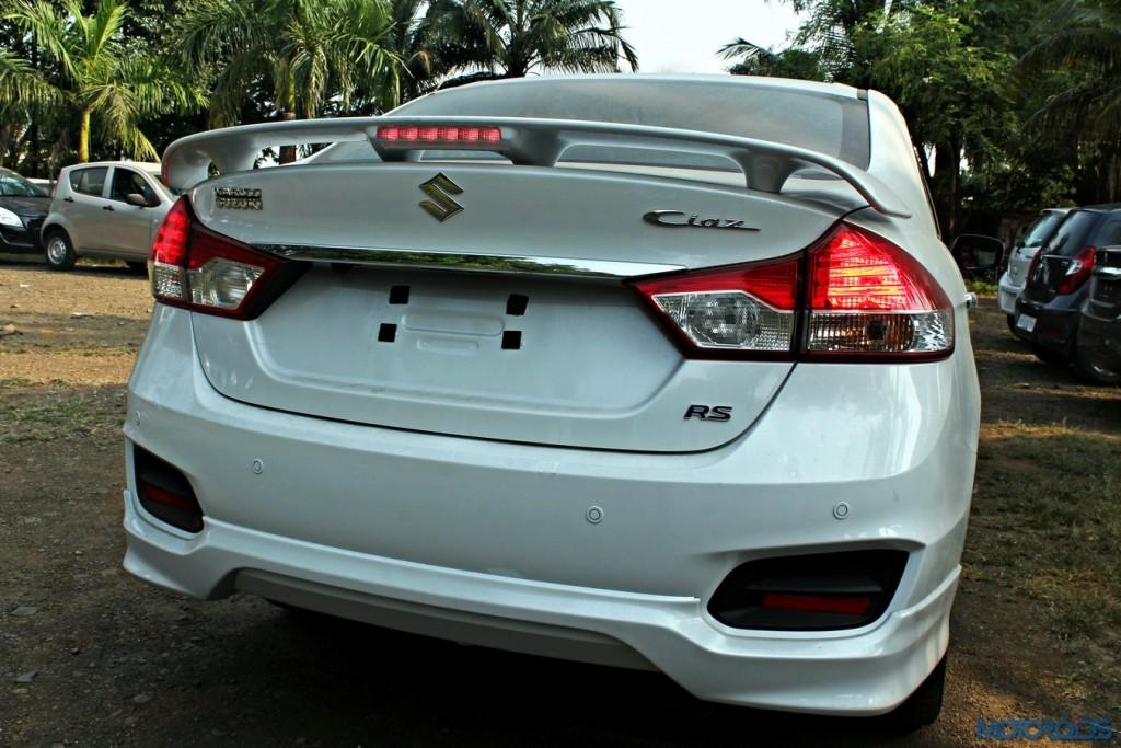 Maruti Suzuki Ciaz RS (12)