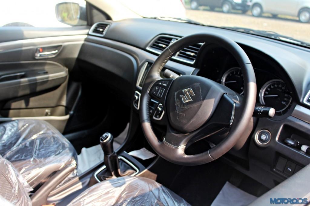 Maruti Suzuki Ciaz RS (8)