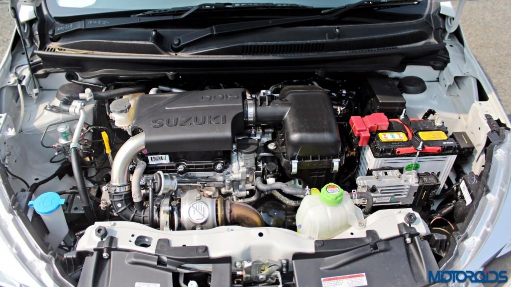 Maruti Suzuki Clelerio Diesel engine