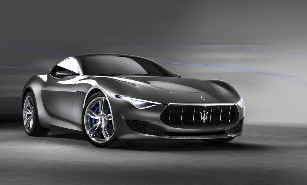 Maserati Alfieri Concept Car (1)