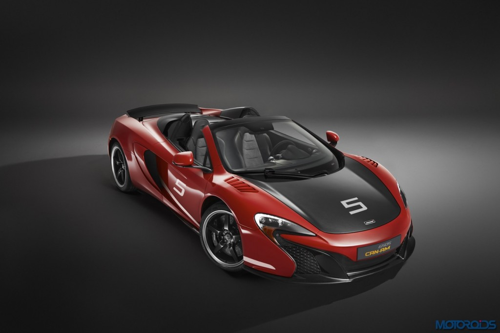 McLaren 650S Can Am edition (2)
