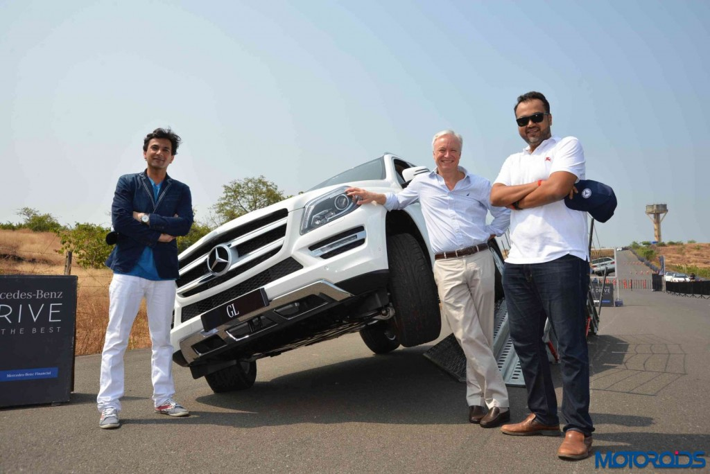 Mercedes-Benz LuxeDrive experience (2)