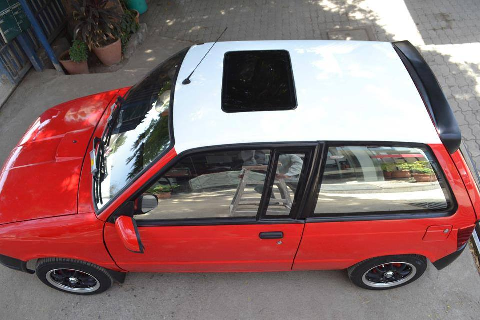 Modified Maruti 800 (1)