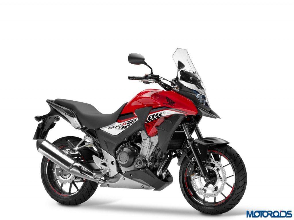 New 2016 Honda CB500X Tokyo motor show