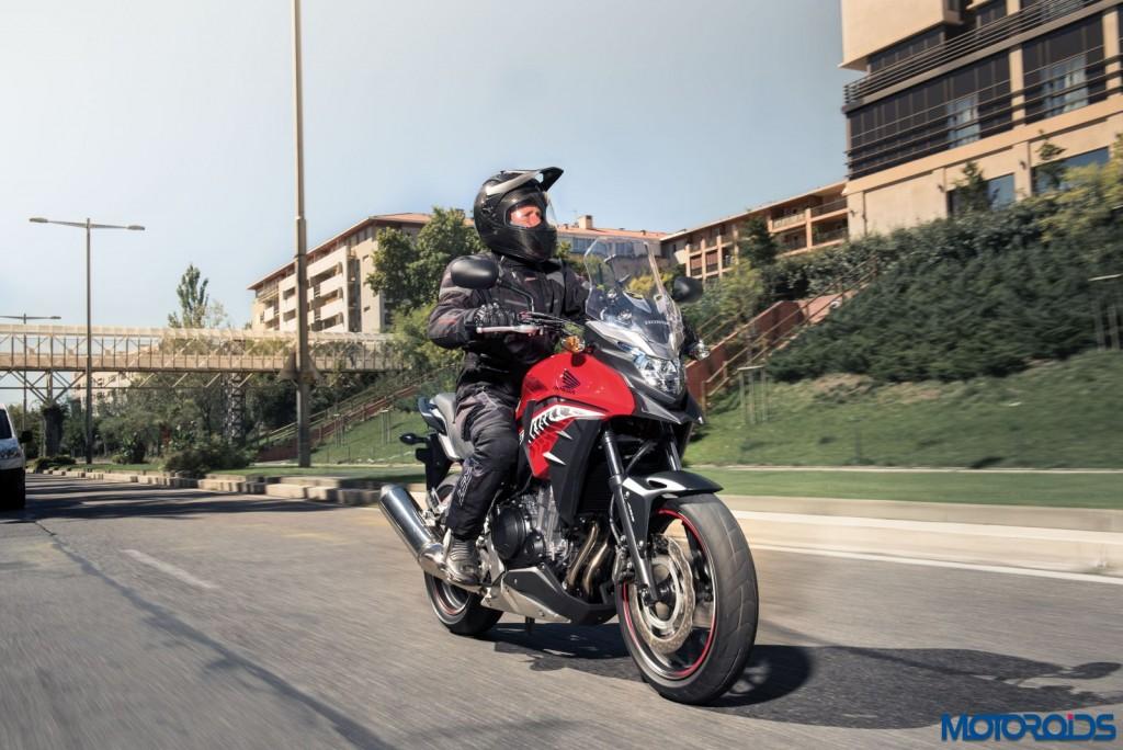 New 2016 Honda CB500X Tokyo motor show (3)