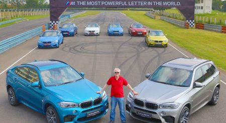 New BMW X5M and X6M India Launch (2)