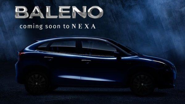 New Baleno Nexa