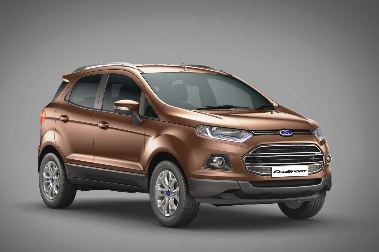 official new ford ecosport launched prices start from inr 679 563 motoroids. Black Bedroom Furniture Sets. Home Design Ideas