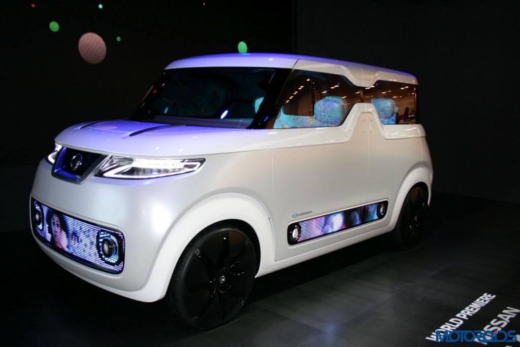 Nissan Teatro - 2015 Tokyo Motor Show - 2