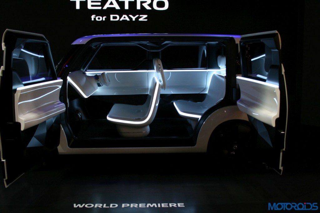 Nissan Teatro - 2015 Tokyo Motor Show - 5