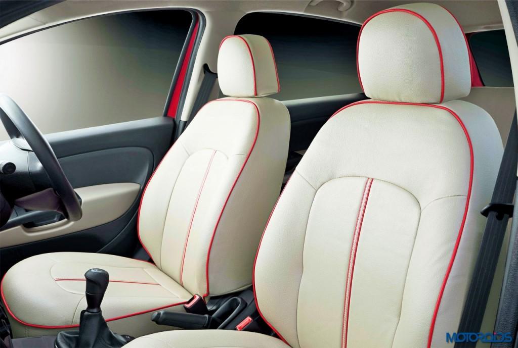 Punto Sportivo - New Seats