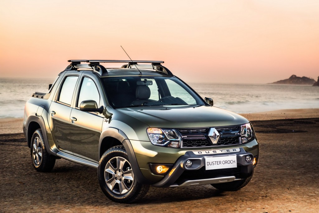 Renault Duster Oroch pick-up (10)