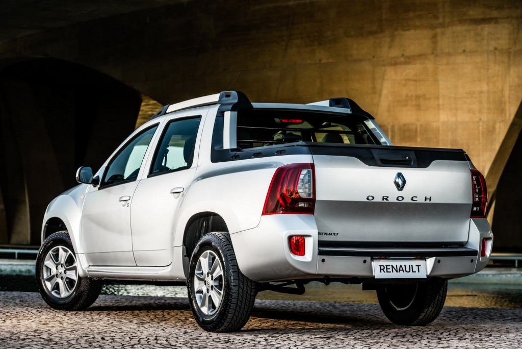 Renault Duster Oroch pick-up (4)