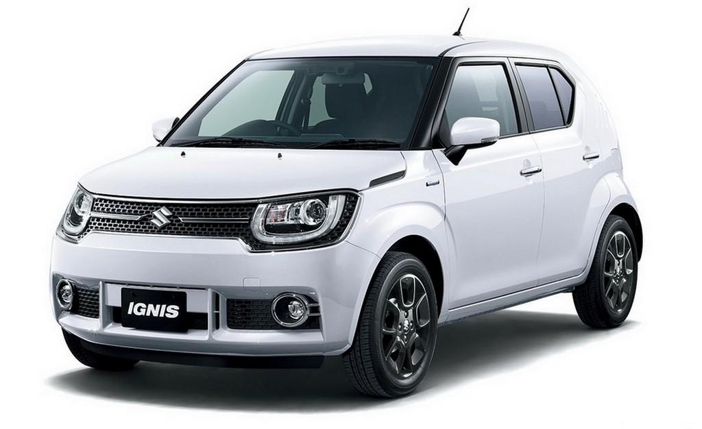Suzuki-Ignis-Concept - Tokyo Motor Show - 1