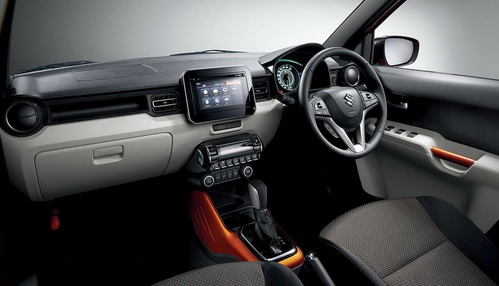 Suzuki-Ignis-Concept - Tokyo Motor Show - 2