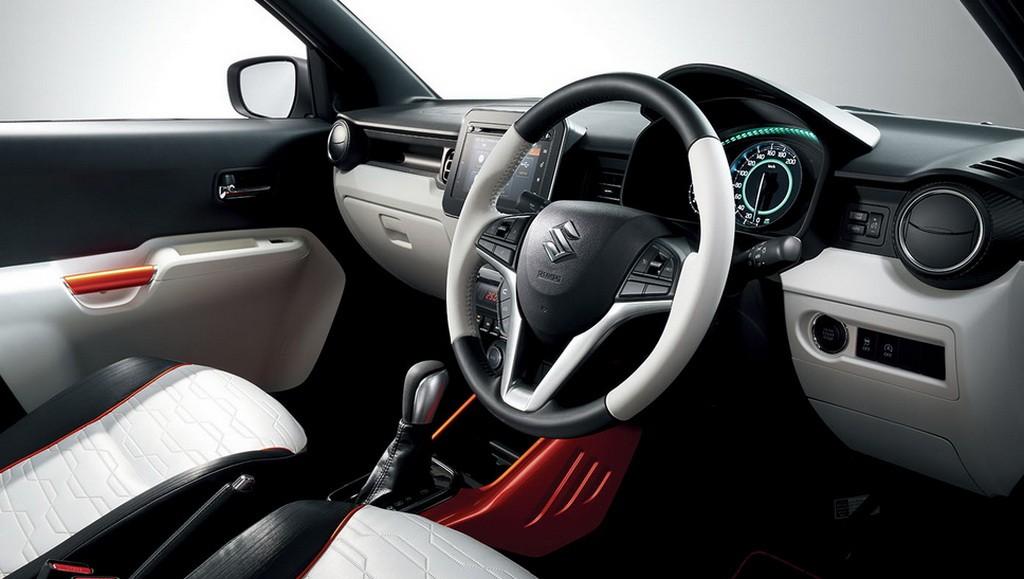 Suzuki-Ignis-Trail-Concept - Tokyo Motor Show - 3