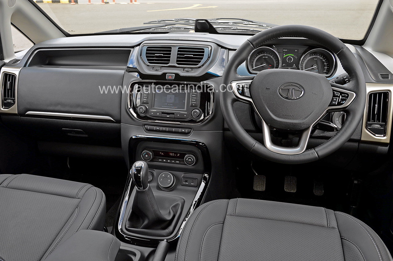 tata hexa crossover image gallery features and details motoroids. Black Bedroom Furniture Sets. Home Design Ideas