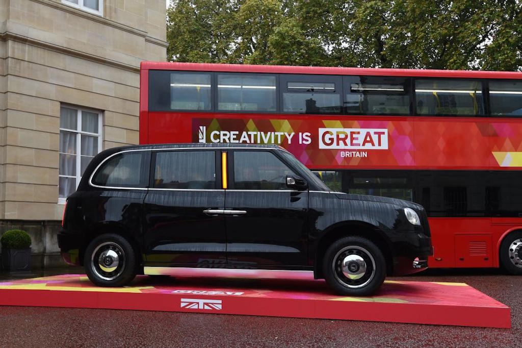 New Generation London Taxi Tx5 Unveiled Features
