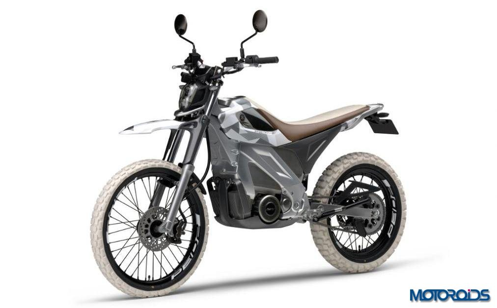 yamaha electric dirt bike. Black Bedroom Furniture Sets. Home Design Ideas