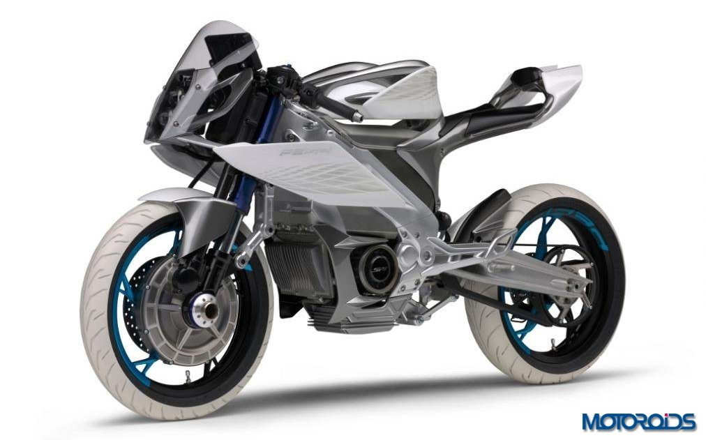 Yamaha Electric Street Bike
