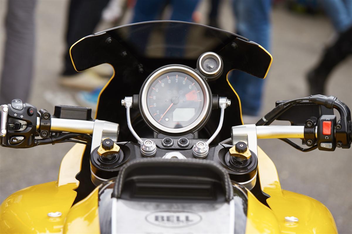 Yamaha VMax VSpeed Speedo