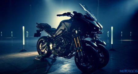 Yamaha leaning trike MWT-9 (2)