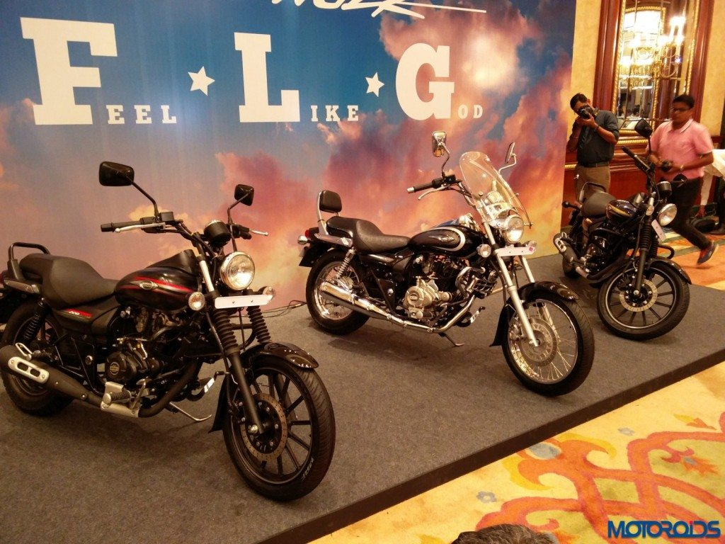 new 2016 Bajaj Avenger trio (2)