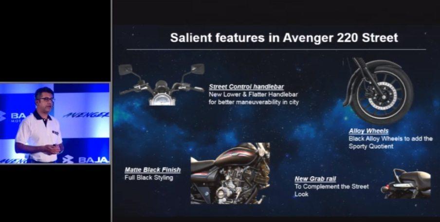 new Avenger 220 Street India 4