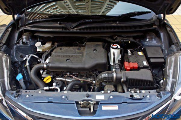 2015 Maruti Suzuki Baleno DDIS 190 engine