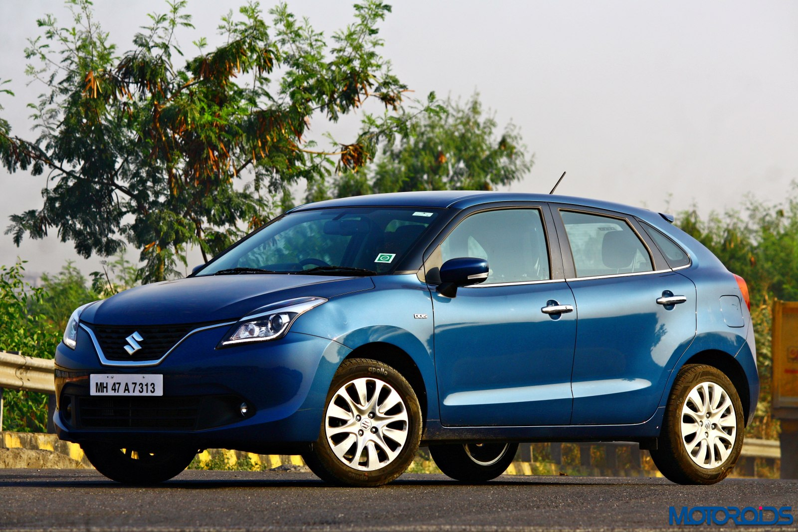maruti suzuki baleno cvt zeta variant launched for inr lakh motoroids. Black Bedroom Furniture Sets. Home Design Ideas