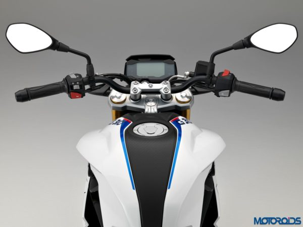 2016 BMW TVS G 310 R – Instrument Cluster and Handlebar