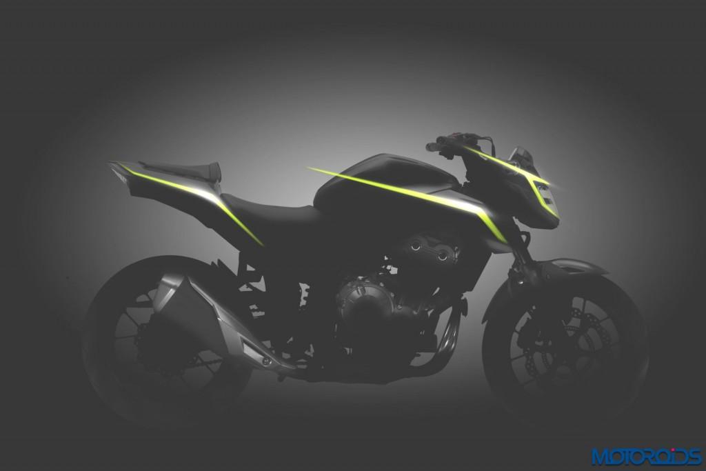 2016 Honda CB500F - Official Images - 1